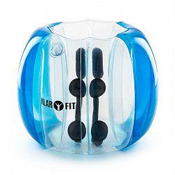 KLARFIT Bubball KB Bubble Ball detská 75x110cm EN71P PVC modrá