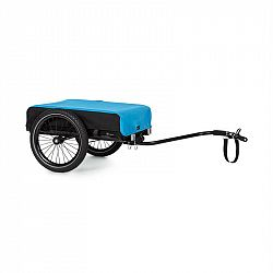 KLARFIT Companion, nákladný príves, 40kg/50litrov, príves na bicykle, ručný vozík, čierny