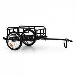KLARFIT OX, nákladný príves, 40 kg/65 l, príves za bicykel, 16