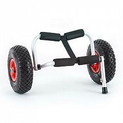 KLARFIT Sea Mule SL, vozík na kajak, podpera, hliník, eloxovaný, skladací