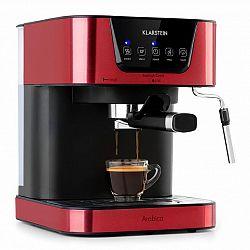 Klarstein Arabica, espresso kávovar, 1050 W, 15 bar, 1,5 l, dotykový ovládací panel, ušľachtilá oceľ