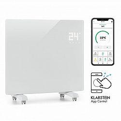 Klarstein Bornholm Single Smart, konvekčný ohrievač, 1000 W, ovládanie cez aplikáciu, biely