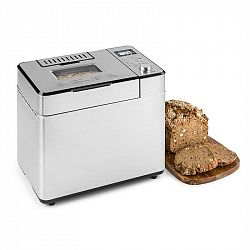 Klarstein Brotilda Family, automatická pekáreň, 14 programov, LCD displej, ušľachtilá oceľ