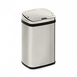 Klarstein Cleansmann 30, kôš na odpadky, senzor, 30 litrov, na odpadkové vrecia, ABS, pochromovaný