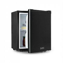 Klarstein CoolTour 38, chladnička na nápoje, 38 l, 70 W, 5 – 12 °C, 39 dB, čierna