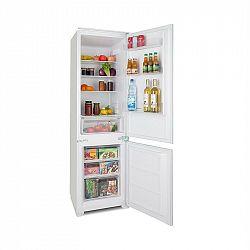 Klarstein CoolZone 250 Eco, kombinovaná chladnička s mrazničkou, 185 l/65 l, A++, LED, zabudovateľná, biela