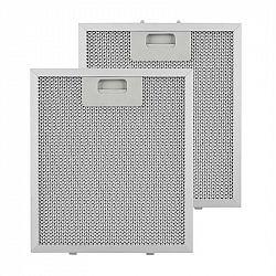 Klarstein Filter mastnôt, hliníkový, 23 x 26 cm, príslušenstvo