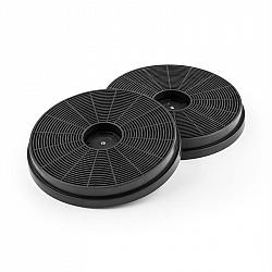 Klarstein Filter s aktívnym uhlím do digestorov, 2 x filter, režim recirkulácie