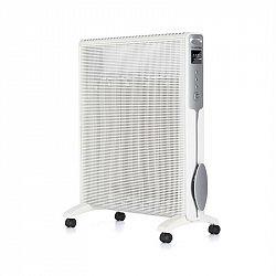Klarstein Hot Spot Rolling Wave 2000, stojanový ohrievač, 2000 W, 4 vykurovacie telesá, AntiDryAir Heat