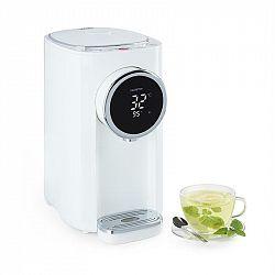 Klarstein Hot Spring, dávkovač horúcej vody, 5l, nádrž na vodu z ušľachtilej ocele, 45-95 °C, biely