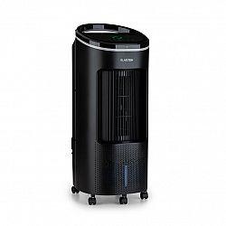 Klarstein IceWind Plus, 4 v 1 ochladzovač vzduchu, ventilátor, zvlhčovač vzduchu, čistič vzduchu, 330 m³/h, 49 W, 7 litrov, 4 rýchlosti, oscilácia, ionizátor, časovač, diaľkový ovládač, mobilný
