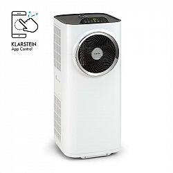Klarstein Kraftwerk Smart 12K, klimatizácia, 3 v 1, 12 000 BTU, ovládanie cez aplikáciu, biela