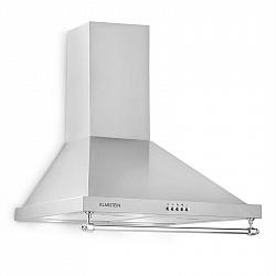 Klarstein Montblanc, digestor, 610 m³/h, 165W, 2x1,5W LED, závesná tyč, sivostrieborný