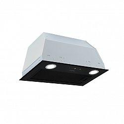 Klarstein Paolo, digestor, vstavaný, 52,5 cm, odsávanie vzduchu: 600 m³/h, LED, čierny