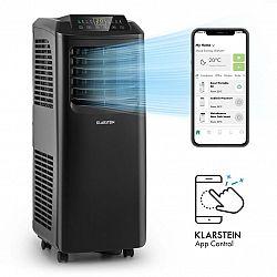 Klarstein Pure Blizzard Smart 9k, mobilná klimatizácia, 9000 BTU/2,6 kW, energetická trieda A, diaľkový ovládač