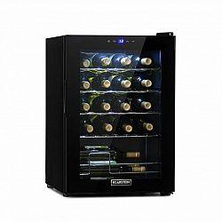 Klarstein Shiraz 20 Uno, vinotéka, 53 l, 18 fliaš, dotyková, 5 – 18 °C, čierna