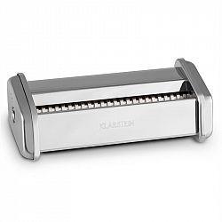 Klarstein Siena Pasta Maker, 3 mm, násada na prípravu rezancov, príslušenstvo, nehrdzavejúca oceľ