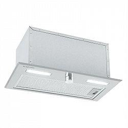 Klarstein Simplica, odsávač pár, vstavaný, 52 cm, odsávanie vzduchu: 400 m³/h, LED, ušľachtilá oceľ