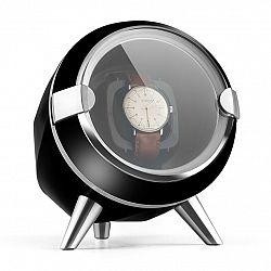 Klarstein Sindelfingen, naťahovač na hodinky, chod vľavo-vpravo, 1 hodinky, čierny