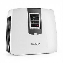 Klarstein Tramontana, čistička vzduchu, 6-v-1, Air Purifier ionizátor, ozón, UV, biela