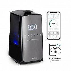 Klarstein VapoAir Opal Smart, zvlhčovač vzduchu, ovládanie cez aplikáciu, LED obrazovka, diaľkový ovládač