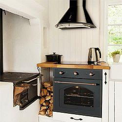 Klarstein Vilhelmine, čierna, rúra, 55 l, vstavaná, trieda energetickej účinnosti A