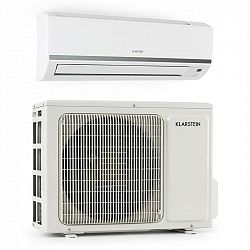 Klarstein Windwaker B 9, klimatizácia, inverter split, 9000 BTU, A+, diaľkový ovládač, biela