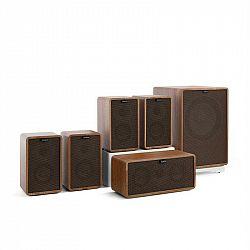 Numan Retrospective 1979-S 5.1 soundsystém orech vrátane čierno-hnedého krytu
