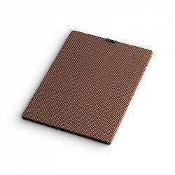 Numan RetroSub Cover, hnedý, textilný kryt pre aktívny subwoofer, poťah pre reproduktor, 2 kusy