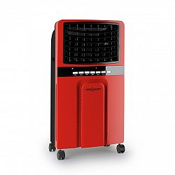 OneConcept Baltic Red, ochladzovač vzduchu, ventilátor, 65 W, 400 m³/h, diaľkový ovládač