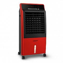 OneConcept CTR-1, ochladzovač vzduchu 4 v 1, prenosná klimatizácia, 65 W, diaľkové ovládanie, červený