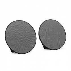 OneConcept Dynasphere, dvojica bluetooth reproduktorov, sivá