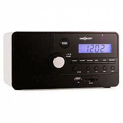 OneConcept Luzern, rádiobudík, SD, USB