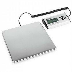 OneConcept Marketeer, digitálna váha na balíky, 150 kg/50 g, 27 x 27 cm