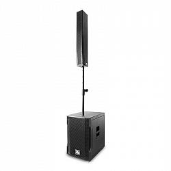 Power Dynamics PD815A, zvukový systém, 15