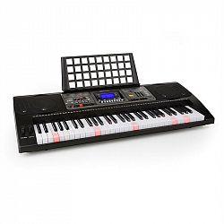 SCHUBERT Etude 450 USB, nácvičný elektronický klavír, 61 klávesov, USB-MIDI prehrávač, podsvietené klávesy
