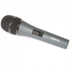 Vonyx DM825, dynamický mikrofón, XLR, vrátane kábla