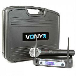 Vonyx WM511, 1-kanálový VHF vysielací systém, vrátane prenosného kufra