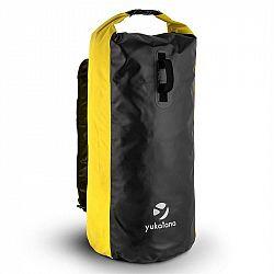 Yukatana Quintona 70B, 70l, žltý, trekingový ruksak odolný voči vode a vetru